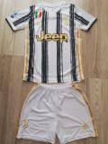 Echipament Juventus Ronaldo copii, 42