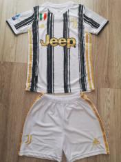 Echipament Juventus Ronaldo copii foto