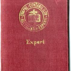 Act - Corpul contabililor autorizati si expertilor Contabili - Paul Horia Suciu