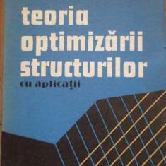 Teoria Optimizarii Structurilor Cu Aplicatii - Victor-florin Poterasu Adrian Vulpe ,297730