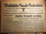 Ziar German, 25 August 1937, provincia Westfalia Minden