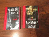 Cumpara ieftin Sandrone Dazieri, Îngerul/ Regele de arginți, ed Crime Scene Press. 20 lei/buc