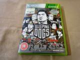 Sleeping Dogs, XBOX 360, original, alte sute de titluri