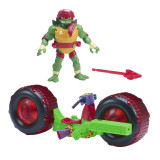 Cumpara ieftin Testoasele Ninja Vehicul Cu Figurina Raphael