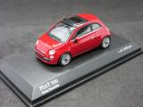 Macheta Fiat 500 Minichamps 1:64, 1:43