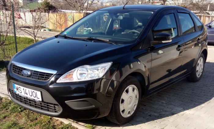 Ford Focus 2 1.6 74kw
