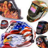 Cumpara ieftin Masca sudura automata casca heliomata ecran display cristale MMA WIG/TIG  MIGMAG