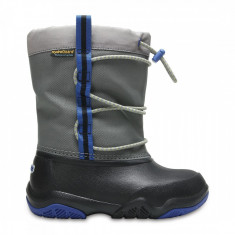 Cumpara ieftin Cizme Copii casual impermeabile Crocs Swiftwater Waterproof Boot Waterproof