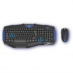 Tastatura + Mouse Gaming E-Blue Cobra Reinforcement-Iron Professional