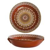 Tava ceramica, lut, 33 cm, 0163104,