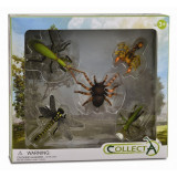 Set 5 figurine Insecte Collecta, 33 cm, 3 ani+