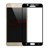 Geam protectie display sticla 5d full glue samsung galaxy j7 (2017) black