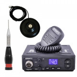 Cumpara ieftin Promotie statie radio CB Avanti Alpha + antena CB Storm ML 145 Black + baza...