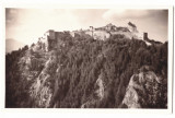 1531 - RASNOV, Brasov, Cetatea, Romania - old postcard, real PHOTO - unused 1937, Necirculata, Printata