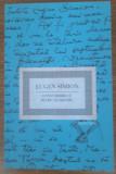 Convorbiri cu Petru Dimitriu, Eugen Simion