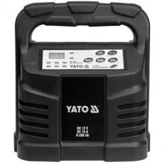 Redresor, 12V, 15A, 6-200Ah, YATO YT-8303 Mania Tools
