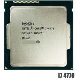Procesor Intel Haswell- i7 4770-3.4GHz/3.90 GHz- Socket 1150, Intel Core i7, 8