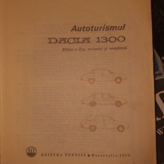 Carte de colectie DACIA 1300 - 1978