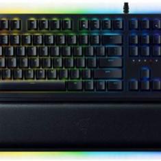 Tastatura Gaming Razer Huntsman Elite, USB, Iluminata, Mecanica, US Layout (Negru)