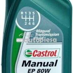 Ulei cutie viteze manuala Castrol EP 80W 1 L 154F43