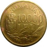 Romania, 10000 lei 1947_bronz_XF * cod 119