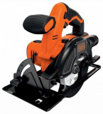 Cumpara ieftin Fierastrau circular manual Black & Decker BDCCS18-QW, 18 V, 3700 rpm, 140 mm