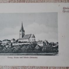 Brasov-Cincu Mare- Biserica.