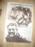 Afis Film -Intoarcerea din Iad-1983 regie N.Mărgineanu cu C.Brînzea,Maria Ploae
