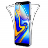 Husa Telefon Silicon Samsung Galaxy A40 a405 Clear Ultra Thin Fata+Spate
