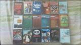 Vand lot de casete audio, romanesti, internationale, multe genuri muzicale!