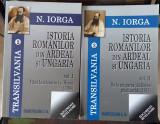 Adevarul de Lux Nicolae Iorga Istoria Romanilor din Ardeal si Ungaria vol l+ll