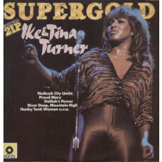 VINIL 2XLP Ike & Tina Turner – Supergold - (VG+ ) -