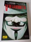 V de la Vendetta Roman grafic - benzi desenate romanesti