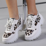 Pantofi sport dama Sanziana albi, 37 - 40
