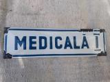 Tabla emailata Medicala I