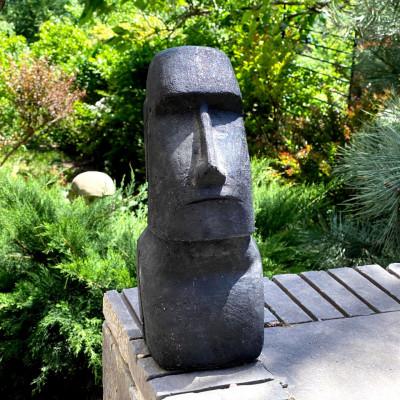 Statueta Moai Rapa Nui, M foto