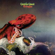 Gentle Giant Octopus 180g LP 2020 gatefold (vinyl)