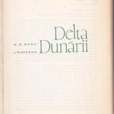 A. C. BANU, L. RUDESCU - DELTA DUNARII