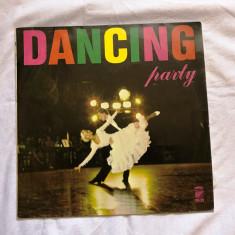 Disc vinil dancing party wifon polonia 1986 cu mapa pret 4 lei