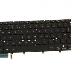 Tastatura laptop second hand Dell XPS 13 9350 / 9343 Backlight DP/N 7DTJ4 UK