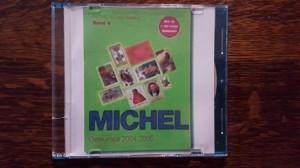 CD Catalog timbre Michel Euopa de Est 2004-2005