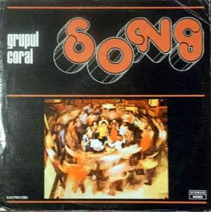 Grupul Song (LP - Romania - VG)