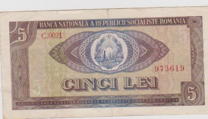 5 LEI 1966/UNC