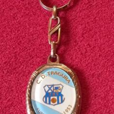 Breloc fotbal - CD TRAGURA (Spania)