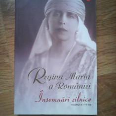 Regina Maria a Romaniei, Insemnari zilnice. Vol. 8. ianuarie-decembrie 1926