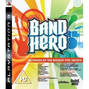 Band Hero PS3 foto