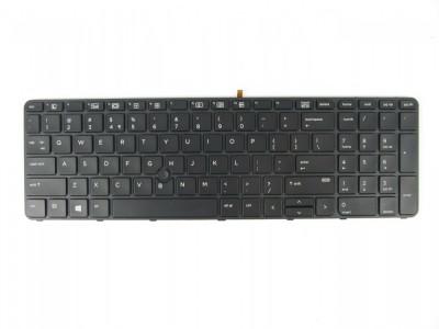 Tastatura Laptop HP Probook 450 G3 iluminata foto