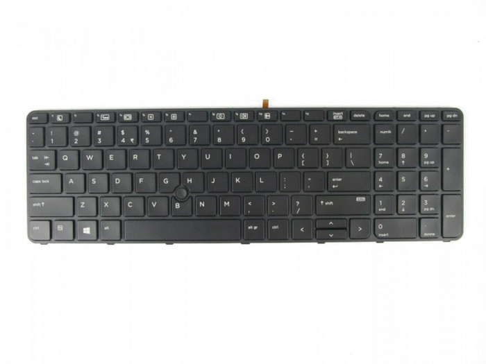 Tastatura Laptop HP Probook 450 G3 iluminata