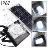 Proiector LED SMD, Panou Solar si telecomanda