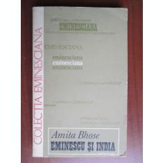 Colectia eminesciana 12- Eminescu si India